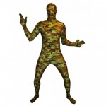Camouflage Morphsuit