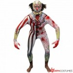 Clown Zombie Morphsuit